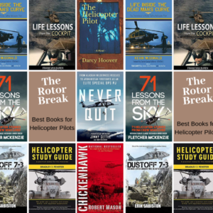 Helicopter Pilot books