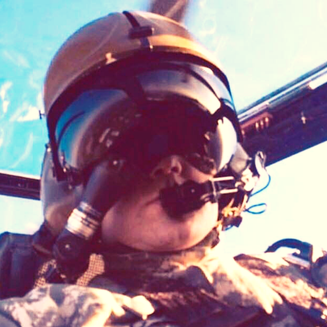 Apache Helicopter Pilot