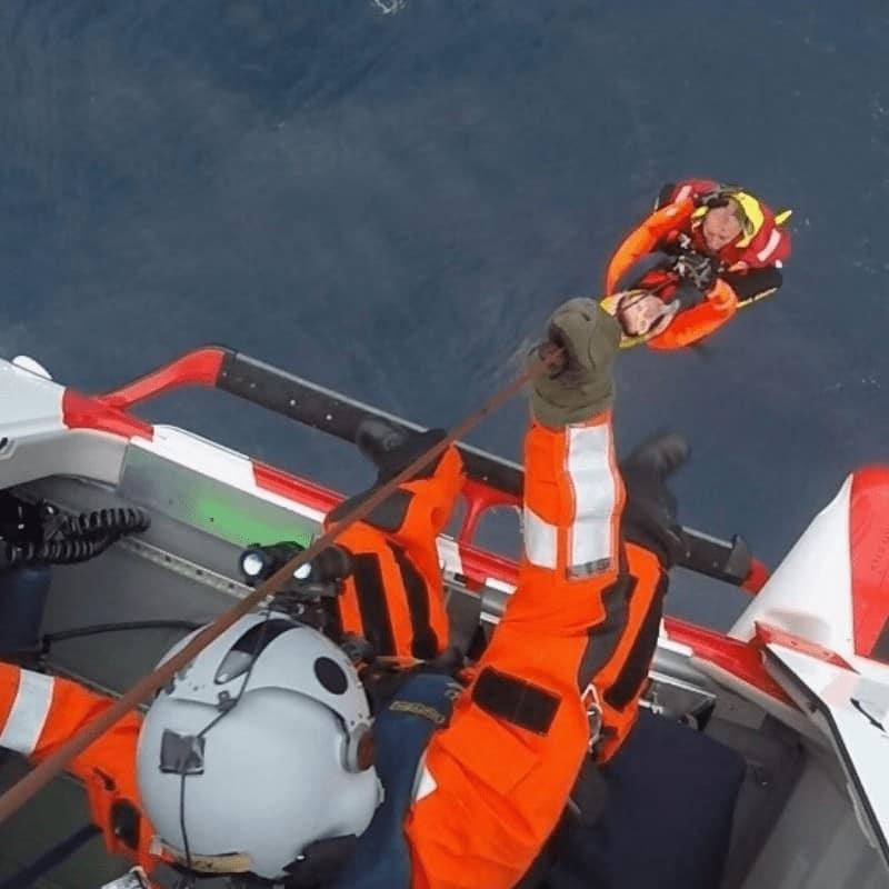 Aw139 Hoist Rescue