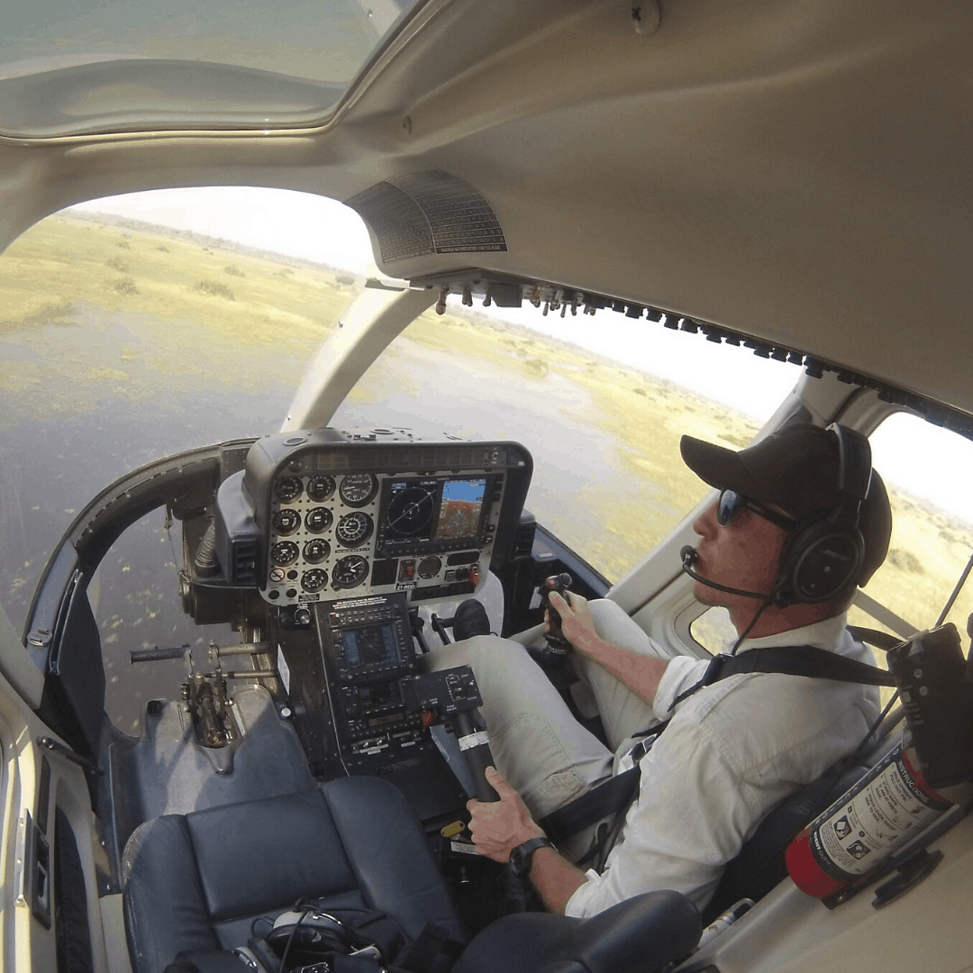 The Rotor Break Blog presents, A Day In The Life...Bush Pilot Across Africa!