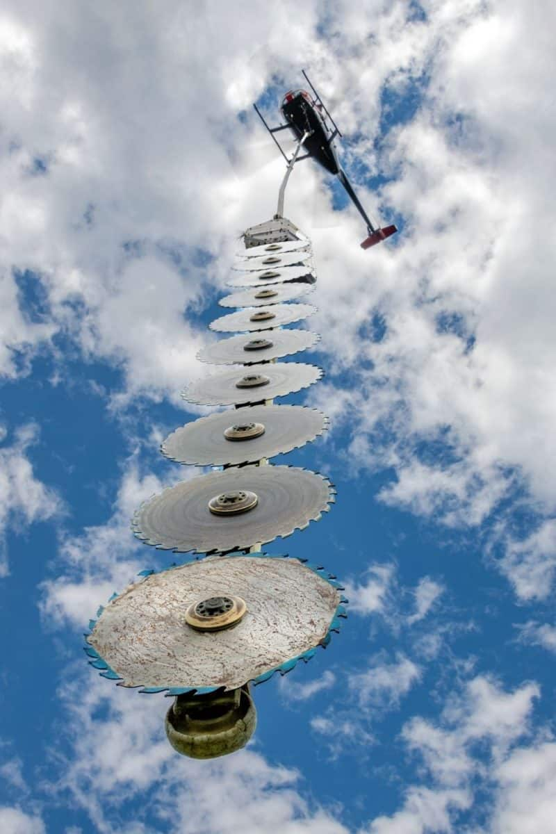 Aerial Saw and MD500, taken from The Rotor Break Blog